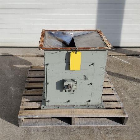 Image 10in Dia. Rotary Drum Magnet Magnetic Separator 1455801