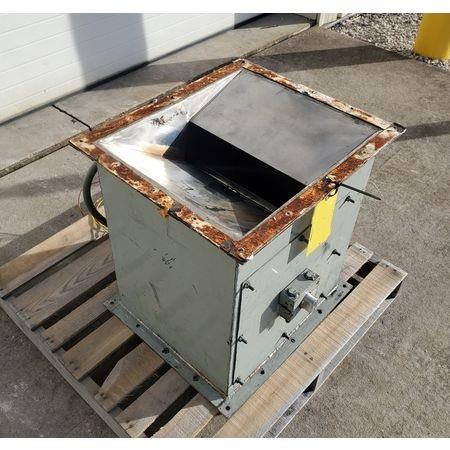 Image 10in Dia. Rotary Drum Magnet Magnetic Separator 1455802
