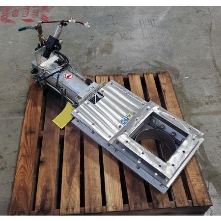 Image 8in SALINA VORTEX Roller Gate Valve 1456099