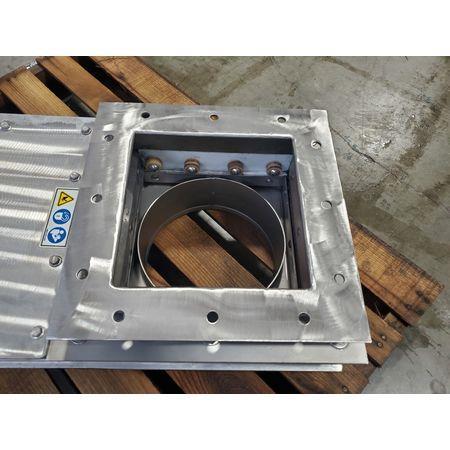 Image 8in SALINA VORTEX Roller Gate Valve 1456098