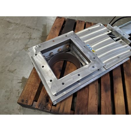 Image 8in SALINA VORTEX Roller Gate Valve 1455817