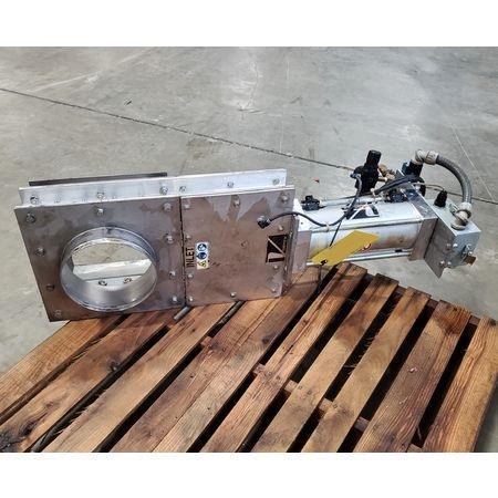 Image 8in SALINA VORTEX Roller Gate Valve 1456100
