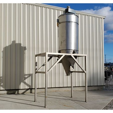 Image WAM Dust Collector with Fan 1455917