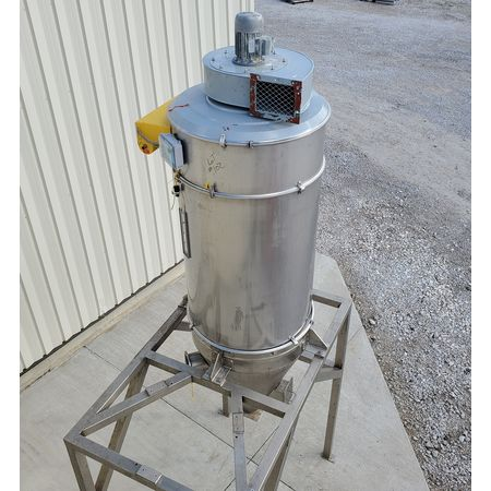 Image WAM Dust Collector with Fan 1455918