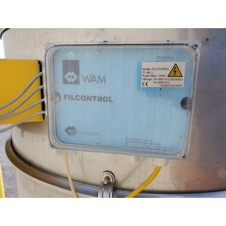 Image WAM Dust Collector with Fan 1456121