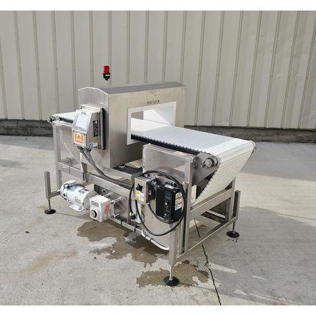 Image ERIEZ DSP 8X20 HI EZ Tec Conveyorized Metal Detector 1455944