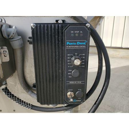 Image ERIEZ DSP 8X20 HI EZ Tec Conveyorized Metal Detector 1455946