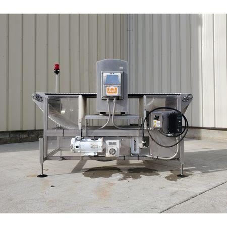 Image ERIEZ DSP 8X20 HI EZ Tec Conveyorized Metal Detector 1455947