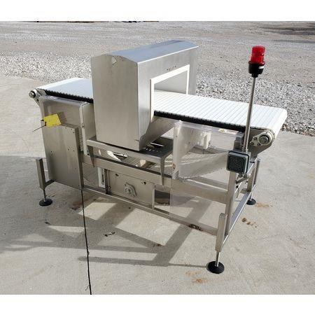Image ERIEZ DSP 8X20 HI EZ Tec Conveyorized Metal Detector 1456131