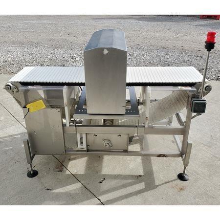 Image ERIEZ DSP 8X20 HI EZ Tec Conveyorized Metal Detector 1456132