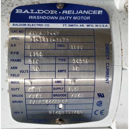 Image ERIEZ DSP 8X20 HI EZ Tec Conveyorized Metal Detector 1456133