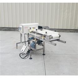 Image 10in METTLER TOLEDO Powerphase Plus Metal Detecting Conveyor - Sanitary 1455957