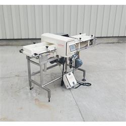 Image 10in METTLER TOLEDO Powerphase Plus Metal Detecting Conveyor - Sanitary 1455958