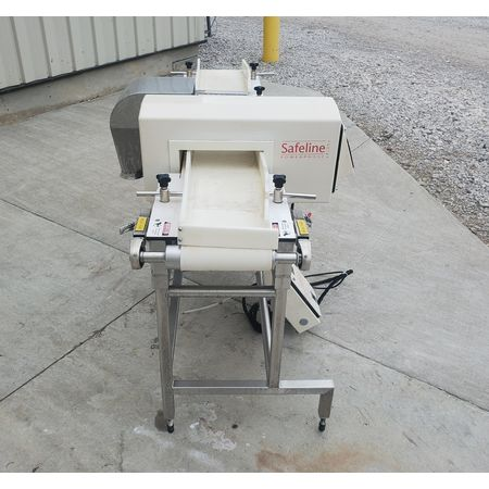 Image 10in METTLER TOLEDO Powerphase Plus Metal Detecting Conveyor - Sanitary 1455959