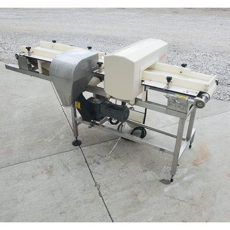 Image 10in METTLER TOLEDO Powerphase Plus Metal Detecting Conveyor - Sanitary 1456144