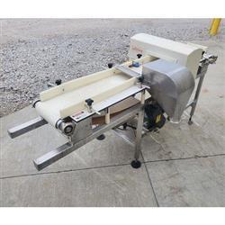 Image 10in METTLER TOLEDO Powerphase Plus Metal Detecting Conveyor - Sanitary 1456145
