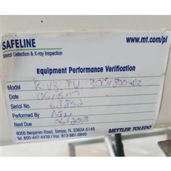 Image 10in METTLER TOLEDO Powerphase Plus Metal Detecting Conveyor - Sanitary 1456146