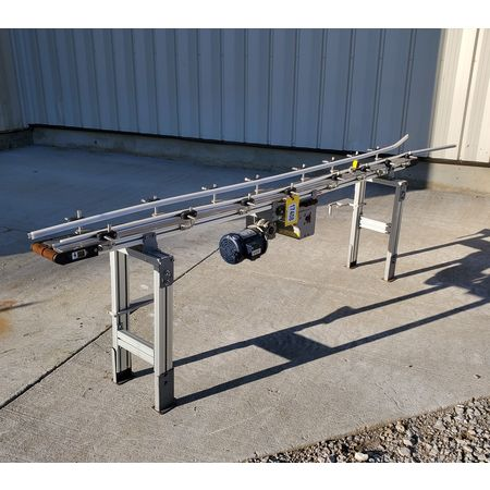 Image 6in Wide X 8ft-5in Long Belt Conveyor - Parts 1455976