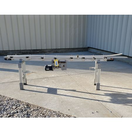 Image 6in Wide X 8ft-5in Long Belt Conveyor - Parts 1455977