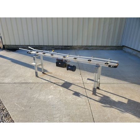 Image 6in Wide X 8ft-5in Long Belt Conveyor - Parts 1455978