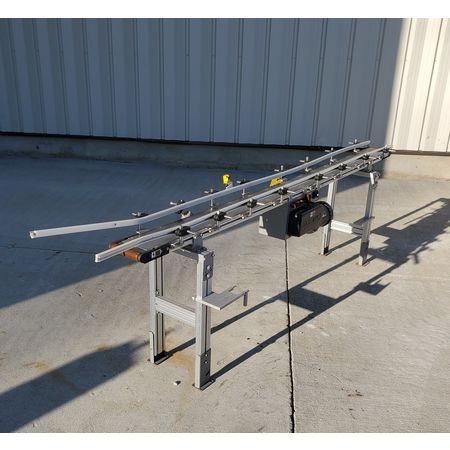 Image 6in Wide X 8ft-5in Long Belt Conveyor - Parts 1455979