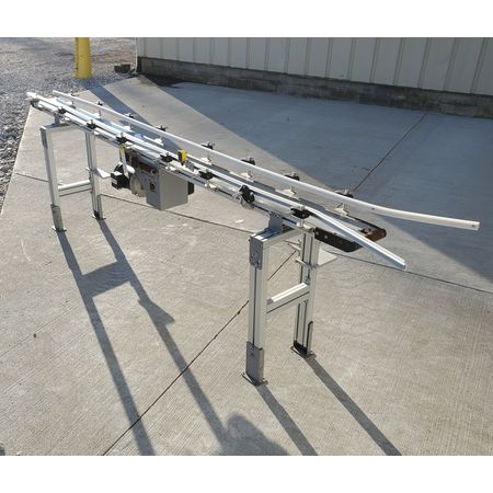 Image 6in Wide X 8ft-5in Long Belt Conveyor - Parts 1455980