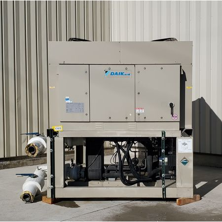 Image DAIKIN APPLIED AGZ070 Air-Cooled Water Chiller - 65 Ton 1456000