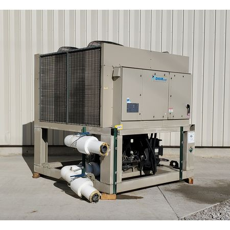 Image DAIKIN APPLIED AGZ070 Air-Cooled Water Chiller - 65 Ton 1456001
