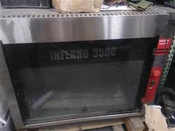 Image HARDT Inferno 3500 Rotisserie Oven 1456500