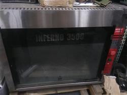 Image HARDT Inferno 3500 Rotisserie Oven 1456501