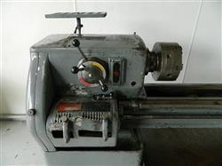 Image SEBASTIAN Lathe - 16in X 48in, Catalog B-6 1456507