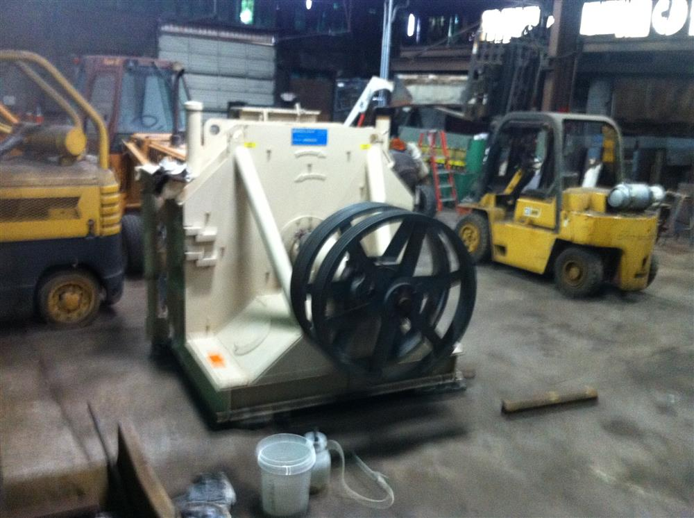Image GUNDLACH Roll Crusher/Cage Mill 1456963
