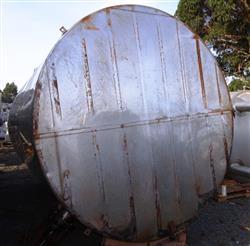 Image 5,090 Gallon Mix Tank 1457029