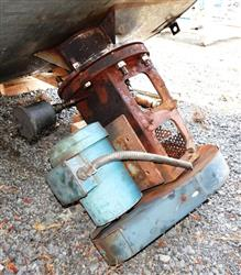 Image 5,090 Gallon Mix Tank 1490048