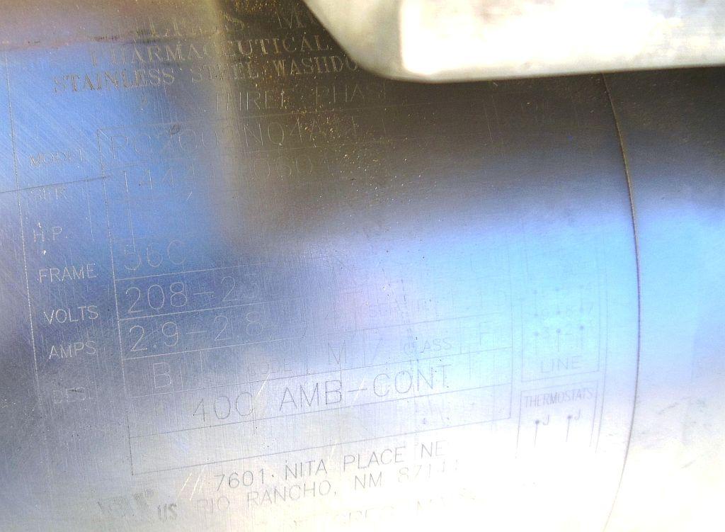 Image WAUKESHA 15 Positive Displacement Pump 1457040