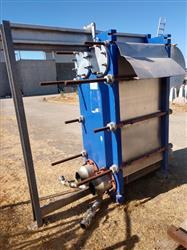 Image ALFA LAVAL WIDEGAP200S-FG Plate Heat Exchanger - 800 Sq. Ft.  1457103