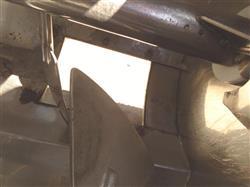 Image 40 Cu. Ft. BLONDHEIM Blonco 1500 SS Dual Shaft Paddle Mixer 1487539