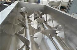 Image 40 Cu. Ft. BLONDHEIM Blonco 1500 SS Dual Shaft Paddle Mixer 1457112
