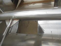 Image 40 Cu. Ft. BLONDHEIM Blonco 1500 SS Dual Shaft Paddle Mixer 1487125