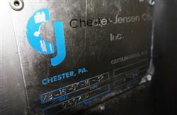 Image CHESTER JENSEN XB-16-OT-16-32 Plate Chiller 1457122