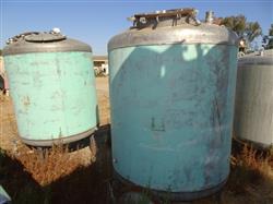 Image 350 Gallon EASTERN STEEL Tank 1457132