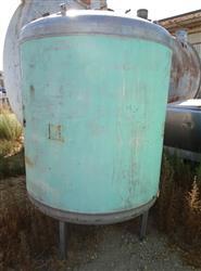 Image 350 Gallon EASTERN STEEL Tank 1457133
