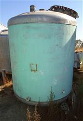 Image 350 Gallon EASTERN STEEL Tank 1457134