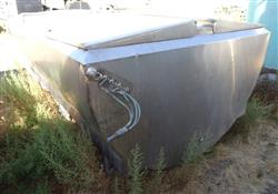 Image 1,000 Gallon GLOBE Jacketed Tank - Stainless Steel 1457147