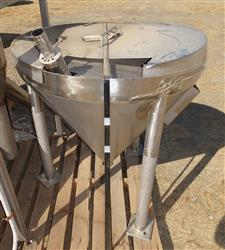 Image 3.5 Cu. Ft. PRECISION STAINLESS Hopper 1457254