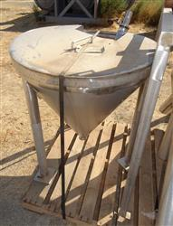 Image 3.5 Cu. Ft. PRECISION STAINLESS Hopper 1457255