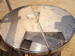 Image 3.5 Cu. Ft. PRECISION STAINLESS Hopper 1457256