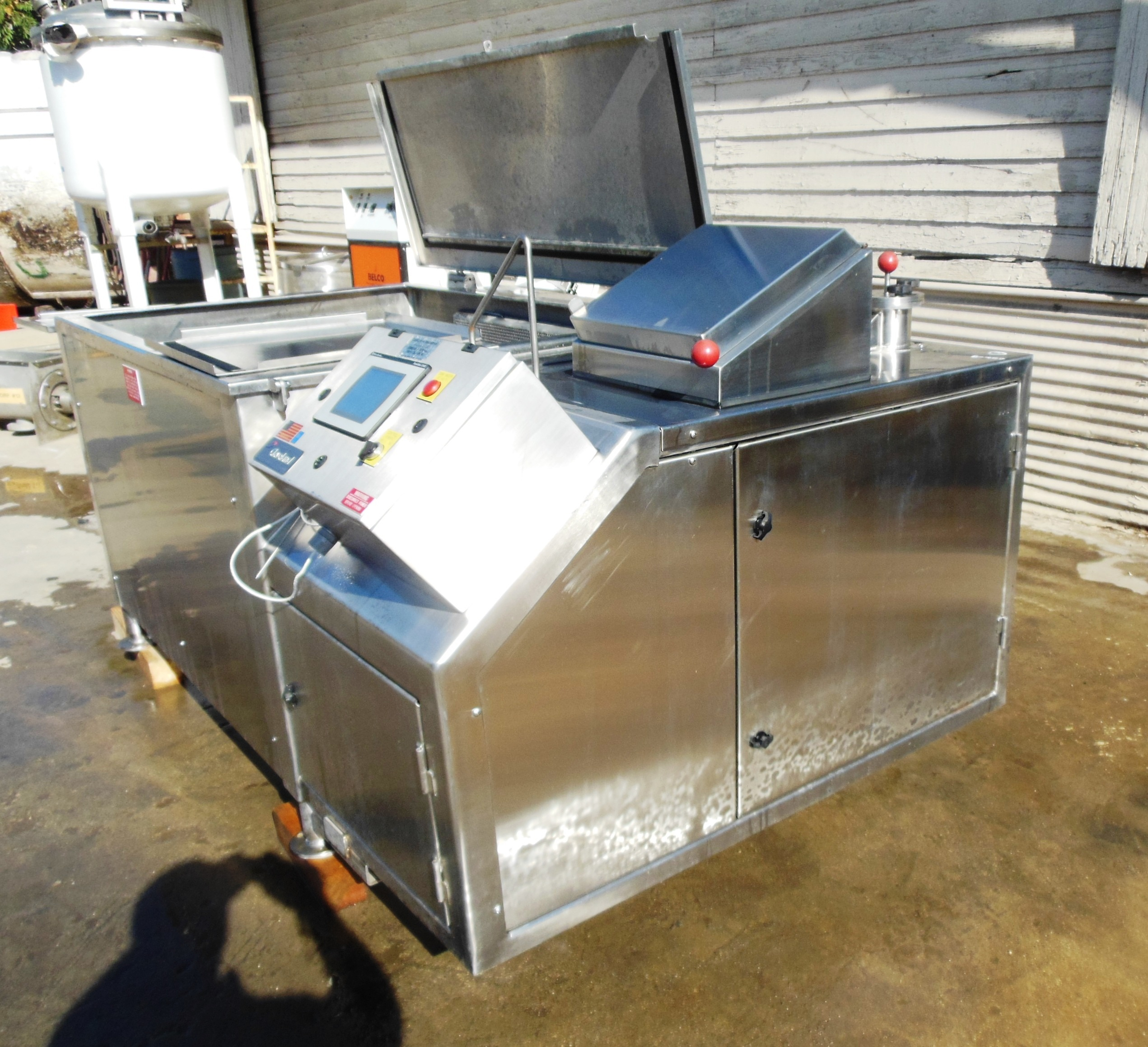 Image 100 Gallon CLEVELAND Combination Cook Tank 1457273