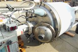 Image 236 Gallon ROYAL WELDING & FABRICATION Reactor - Stainless Steel 1457315