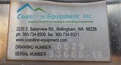 Image COASTLINE EQUIPMENT Belt Conveyor - 23in X 5ft-10in 1457341